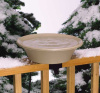 14 inch Bird Bath Deck/Pole Heated